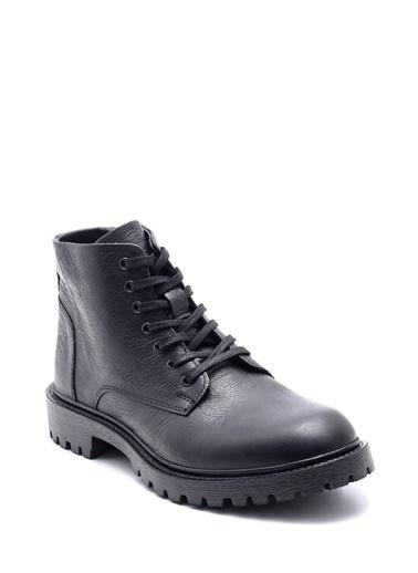 Derimod Erkek Ayakkabı(2033) Casual Siyah